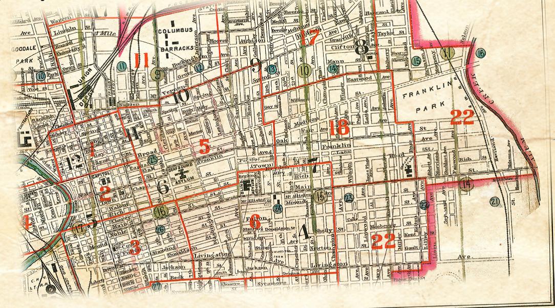 the old neighborhoods
