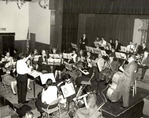 JCC Orchestra, 1964