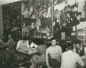 Hillel Lounge, c. late 1950's