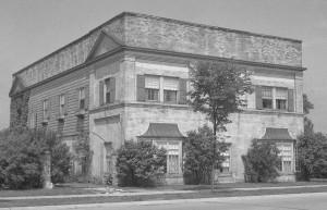 O3- Excelsior Club 499 N. Cassady, 1944 topy