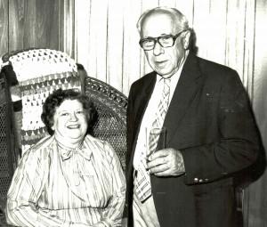 Harry and Sara Schwartz